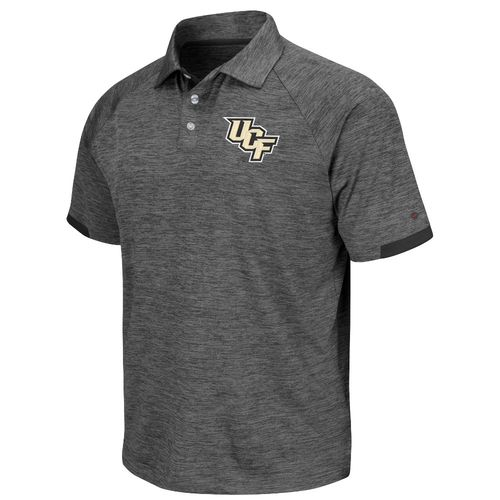 Colosseum Athletics Men's University of Central Florida Spiral Polo Shirt