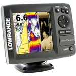 Lowrance Elite-5 HDI Fishfinder and GPS Combo with Suncover