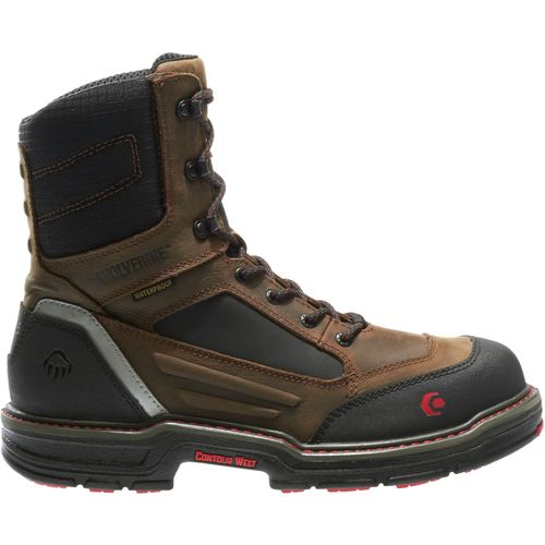 Wolverine Men's Overman Waterproof Work Boots