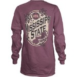 Three Squared Juniors' Mississippi State University Maya Long Sleeve T-shirt