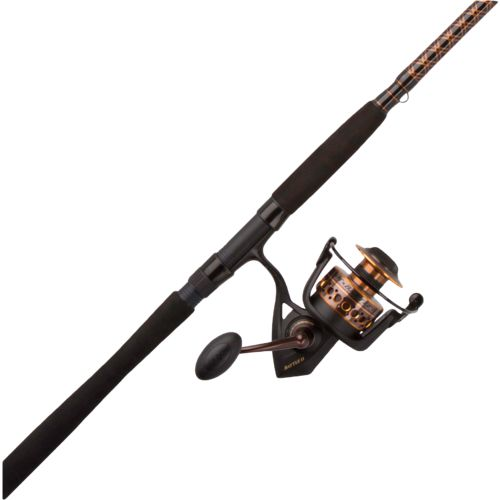 PENN® Battle® II 9' MH Spinning Combo - view number 2