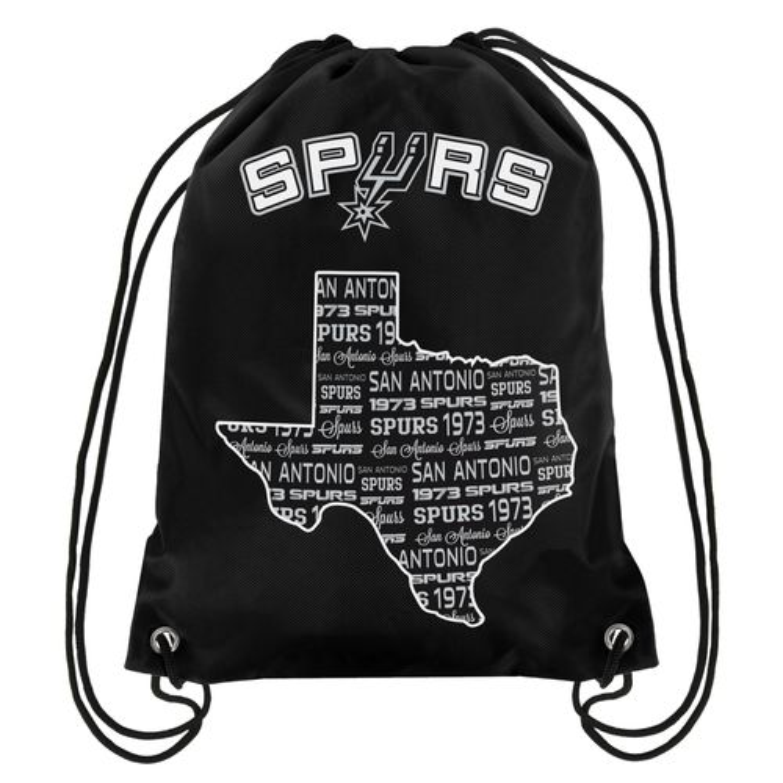 Team Beans San Antonio Spurs Drawstring Backpack