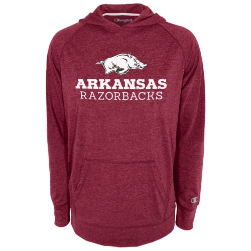 Champion™ Men's University of Arkansas Raglan Pullover Hoodie