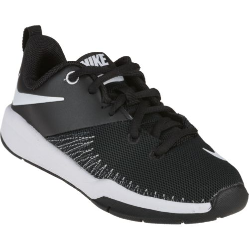 Nike Boys' Team Hustle D7 Low-Top Basketball Shoes | Academy