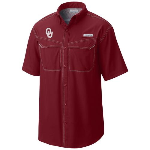 Columbia Sportswear Men's University of Oklahoma Low Drag Offshore Shirt