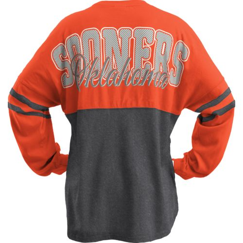 Three Squared Juniors' Oklahoma State University Varsity Script
