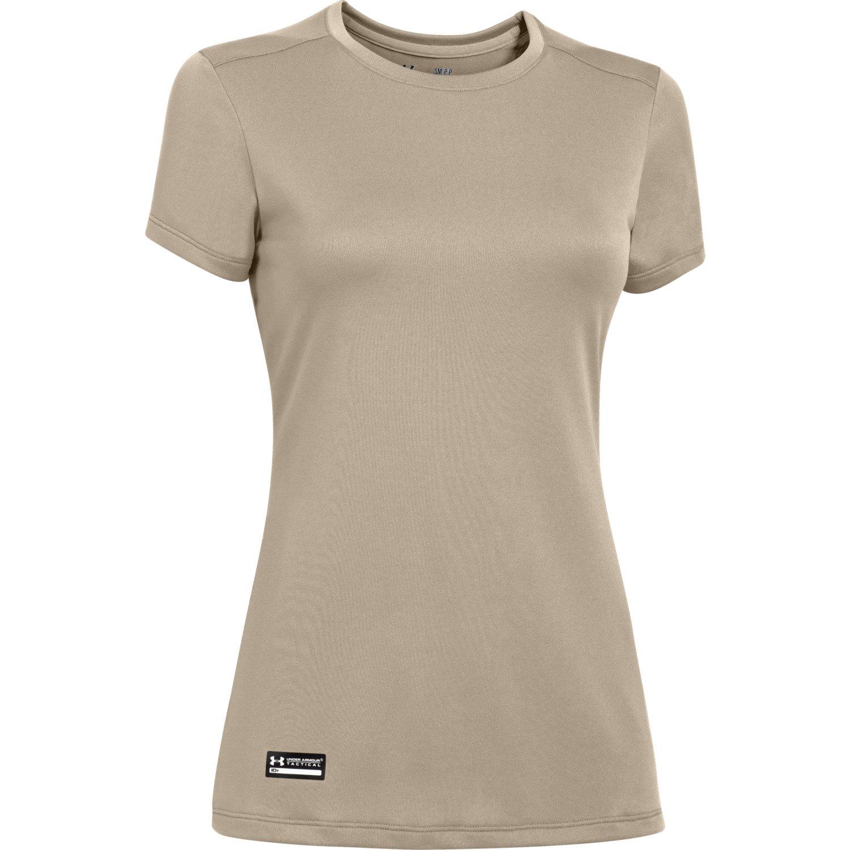 Under Armour Women 39 S Ua Tech Tactical T Shirt Academy