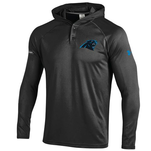 Under Armour™ NFL Combine Authentic Men's Carolina Panthers Tech Hoodie