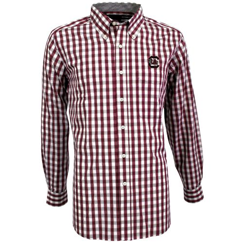 Antigua Men's University of South Carolina Alliance Dress Shirt