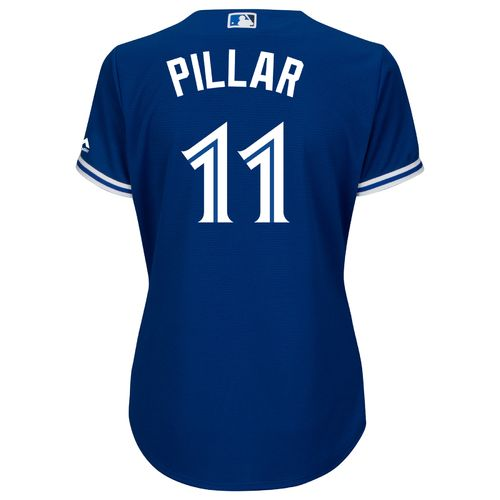 Majestic Women's Toronto Blue Jays Kevin Pillar #11