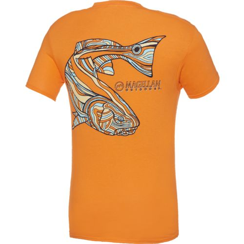 Magellan Outdoors™ Men's Stained Glass Redfish T-shirt