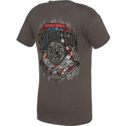 Smith & Wesson Men's Superior Quality T-shirt