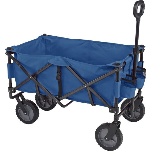 Display product reviews for Academy Sports + Outdoors Folding Sport Wagon with Removable Bed
