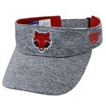 Top of the World Men's Arkansas State University Steam Visor