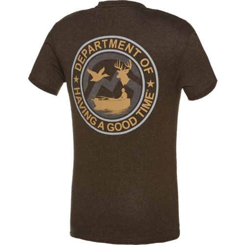 Magellan Outdoors™ Men's Department of Having A Good Time T-shirt