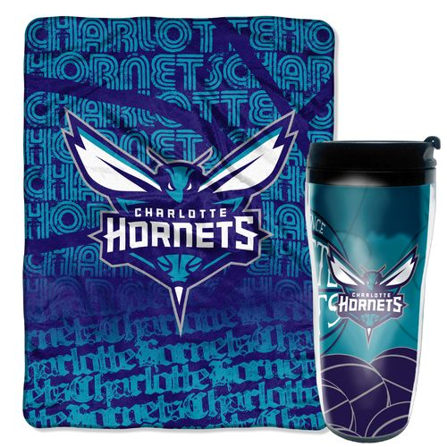The Northwest Company Charlotte Hornets Mug and Snug Set