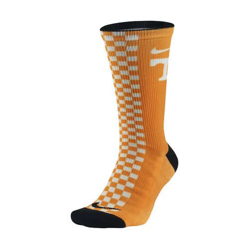 Nike Men's University of Tennessee Digital Print Crew Socks
