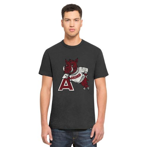 '47 University of Arkansas Retro Logo Scrum T-shirt
