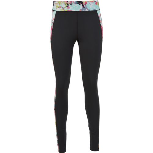 BCG Women's Print Panel Legging