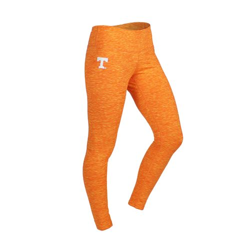 ZooZatz Women's University of Tennessee Space Dye Legging