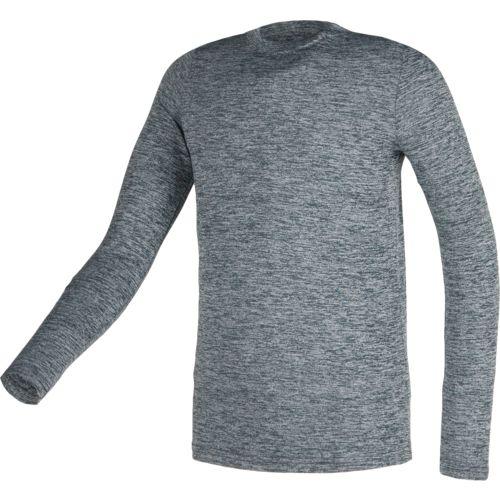BCG™ Boys' Mélange Long Sleeve Turbo T-shirt