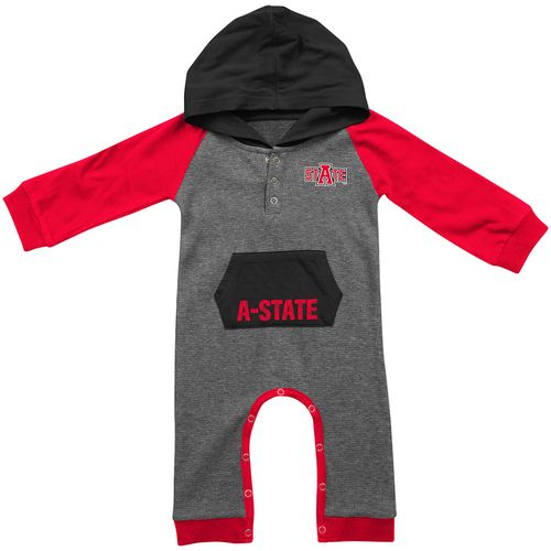 Colosseum Athletics™ Infants' Arkansas State University Robin Hood Onesie II