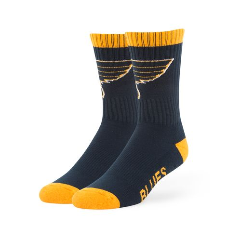 '47 St. Louis Blues Bolt Sport Socks