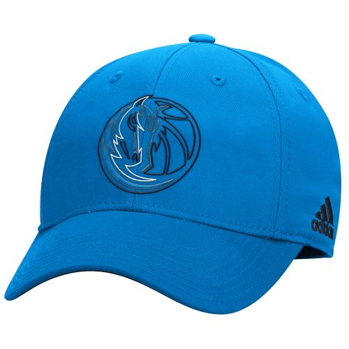 adidas™ Men's Dallas Mavericks Structured Flex Cap
