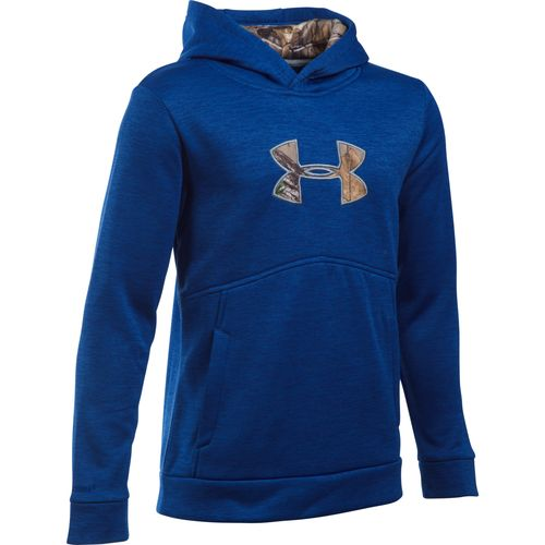 Under Armour™ Boys' Icon Caliber Hoodie