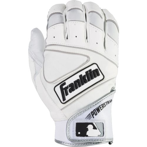 Franklin Adults' Powerstrap™ Batting Gloves - view number 1