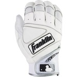 Franklin Adults' Powerstrap Batting Gloves - view number 1