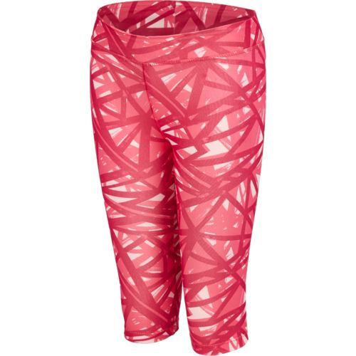 Under Armour Girls' Divergent Printed Capri Pant