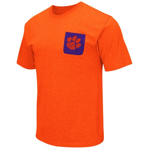 Colosseum Athletics™ Men's Clemson University Banya Pocket T-shirt