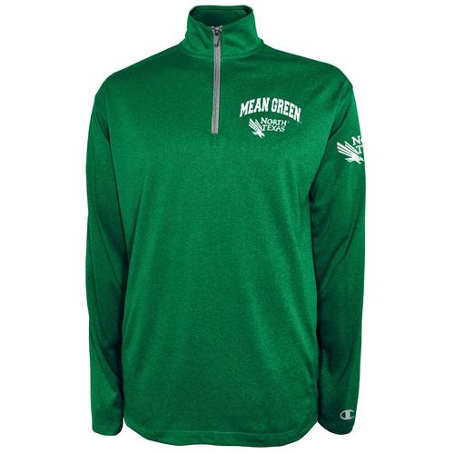Champion™ Men's University of North Texas Victory 1/4 Zip Pullover