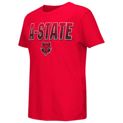 Colosseum Athletics™ Youth Arkansas State University Gack Short Sleeve T-shirt