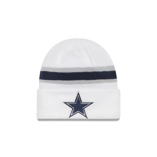 New Era Men's Dallas Cowboys On-Field Color Rush Knit Hat