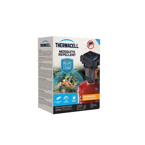 Display product reviews for ThermaCELL™ Backpacker Mosquito Repeller