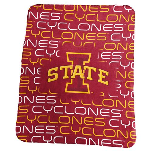 Logo Iowa State University 50 in x 60 in Classic Fleece Blanket
