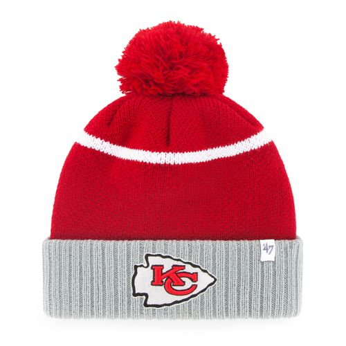 '47 Kansas City Chiefs Chopblock Cuff Knit Cap