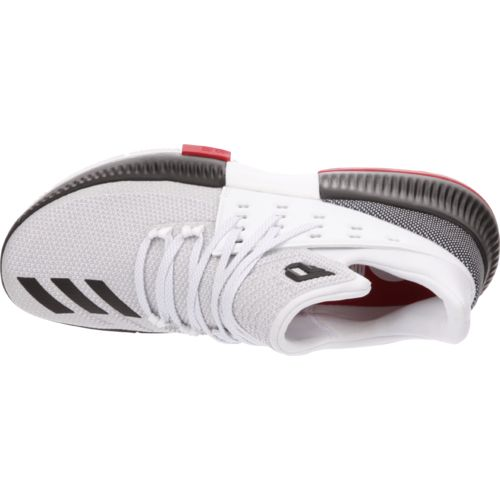 adidas Men's Dame 3 Rip City Basketball Shoes - view number 4