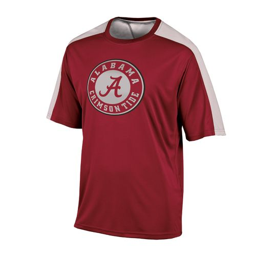 Champion™ Men's University of Alabama Colorblock T-shirt - view number 1