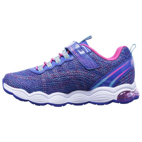 SKECHERS Girls' Air Lites Glimmer Lights Shoes - view number 3