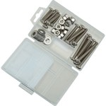 Marine Raider 54-Piece Pan Machine Screw Kit - view number 2