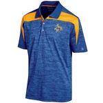 Champion™ Men's McNeese State University Synthetic Colorblock Polo Shirt - view number 1