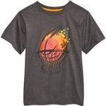 BCG Boys' Basketball Flame T-shirt - view number 4