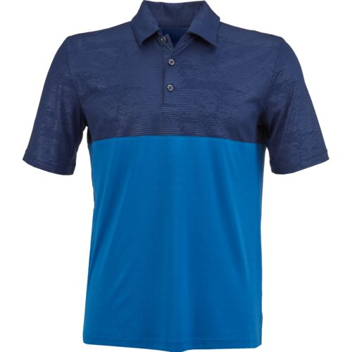BCG Men's Golf Colorblock Polo Shirt - view number 1