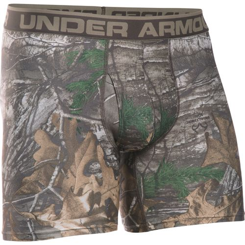 Under Armour Men's Original Series Camo Boxerjock Underwear - view number 1