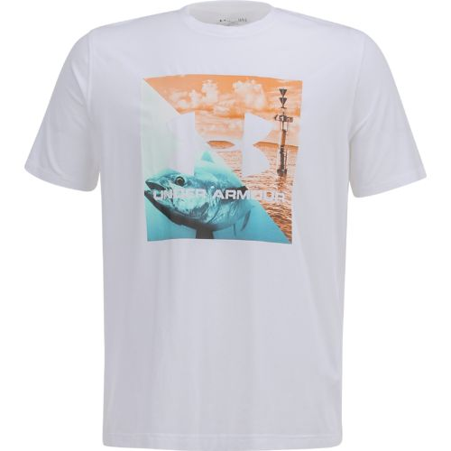 Under Armour Men's Saltwater Photo Reel T-shirt