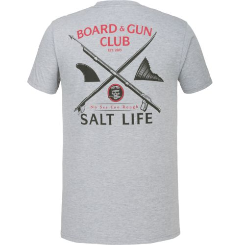 Salt Life™ Men's Boards and Guns Short Sleeve T-shirt