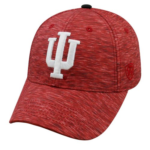 Top of the World Men's Indiana University Warpspeed Cap - view number 1